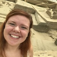 Anthropology graduate shares knowledge of anthropology and archeology for all available ages.