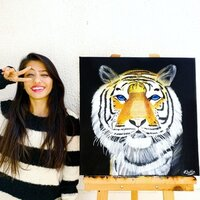 Art Tutor for Paintings and drawings for both kids & adults to learn basics to professional
