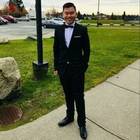 Business student but I am really passionate on teaching , specially Vietnamese.