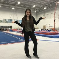 Certified Gymnastics Coach: Offering Online Conditioning and Stretching Programs for Gymnasts and Athletes