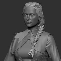 3D Character Creation/Design for Games, learn how to make your own character