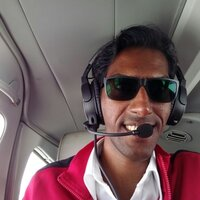 Commercial pilot with a penchant for teaching maths to junior high school students