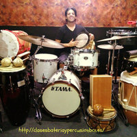Drums and Percussion Classes in Barcelona Rock, Jazz, Latin, Pop, Afrobeat, Heavy, etc