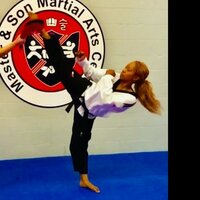 Elite Professional Private Martial Arts Lessons With a Certified Black Belt with over 30 years experience and training in Recreational and Competitive Taekwondo and Wushu Martial Arts.