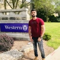 An Engineering student pursuing master's at western university will teach you in London.
