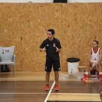 International Basketball Coach of children and Adults studying Sport Management in Coventry