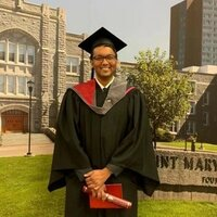 Master of Finance (MFIN) graduate gives finance and accounting classes in Halifax