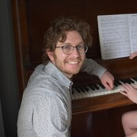 Masters graduate and local musician teaches piano and music theory in KW area