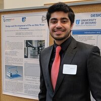 Mechanical Engineering recent graduate offering tuition for Physics in the Mississauga area