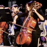 Music student gives cello, piano lessons for any ages in toronto/ waterloo