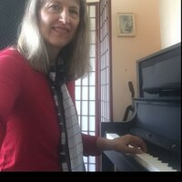 Patient and fun Piano Instructor giving music lessons to young children to adults
