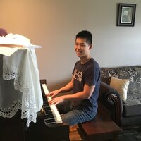 Piano Performance Major student taking a year off, teaches theory rudiments and techniques, $30/hr, bilingual (fluent English/Mandarin), all ages are welcome.