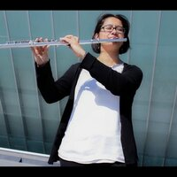Professional musican with more than 7 years of experience gives flute, piano and spanish lessons!