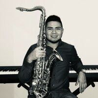 Saxophone Lessons (Technique, Improvisation, Music Theory, Jazz, for children, English & Spanish)