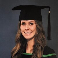 Student teacher attending UBCO for her Bachelors of Education is tutoring math