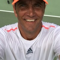 I've taught tennis all over the world to all levels of players.