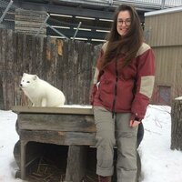 Third year university student gives zoology, anatomy, physiology, genetics and cellular biology lessons in Quebec city